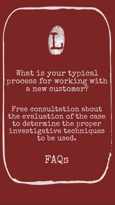 A photo of a good review for attorney services investigations